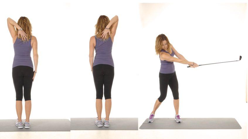 External Rotation Shoulder Stretch