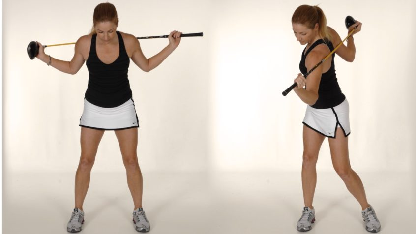 Shoulder and Core Rotator