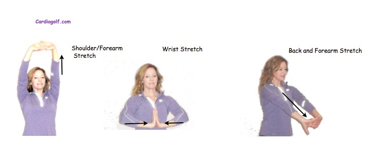 Stretches to Prevent Tendonitis