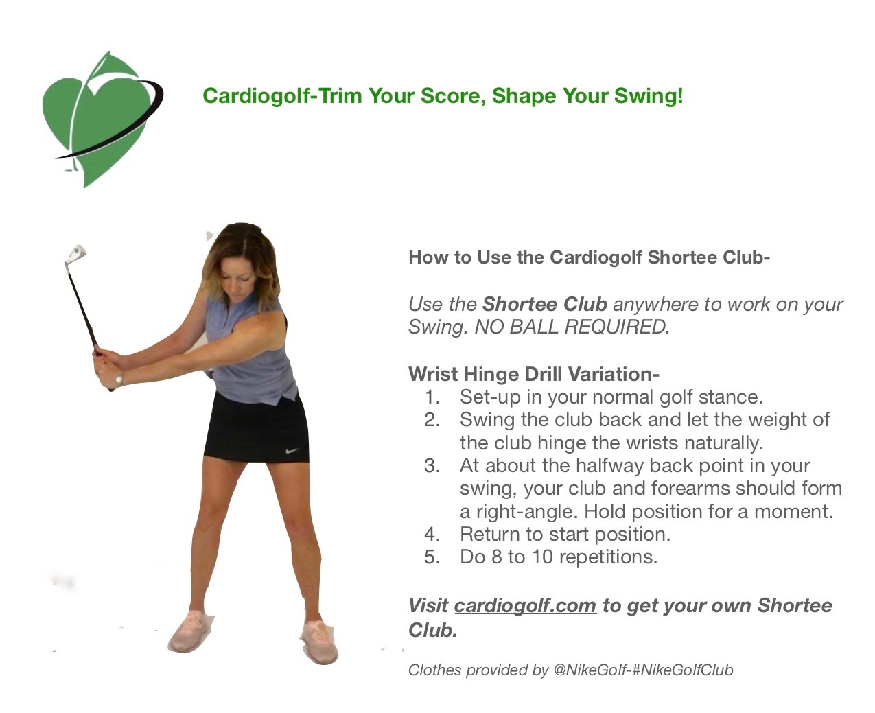 Wrist Hinge Archives - KPJgolf com Golf and Fitness by Karen